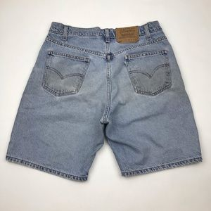 Vintage Levi's 550 Relaxed Fit Shorts